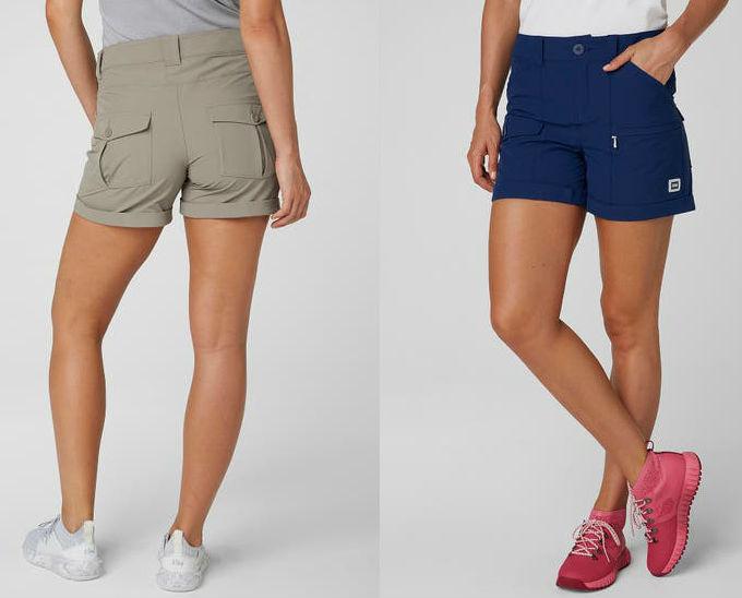 Helly Hansen Maridalen Womens hiking shorts