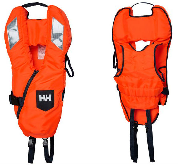 Review of Helly Hansen Jr safe life jacket