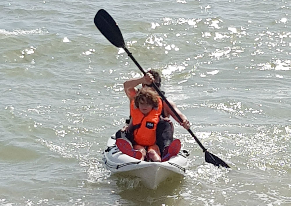 Review of Helly Hansen life jackets