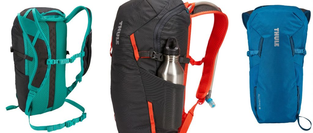 Thule Alltrail 15L backpack review for hiking and more
