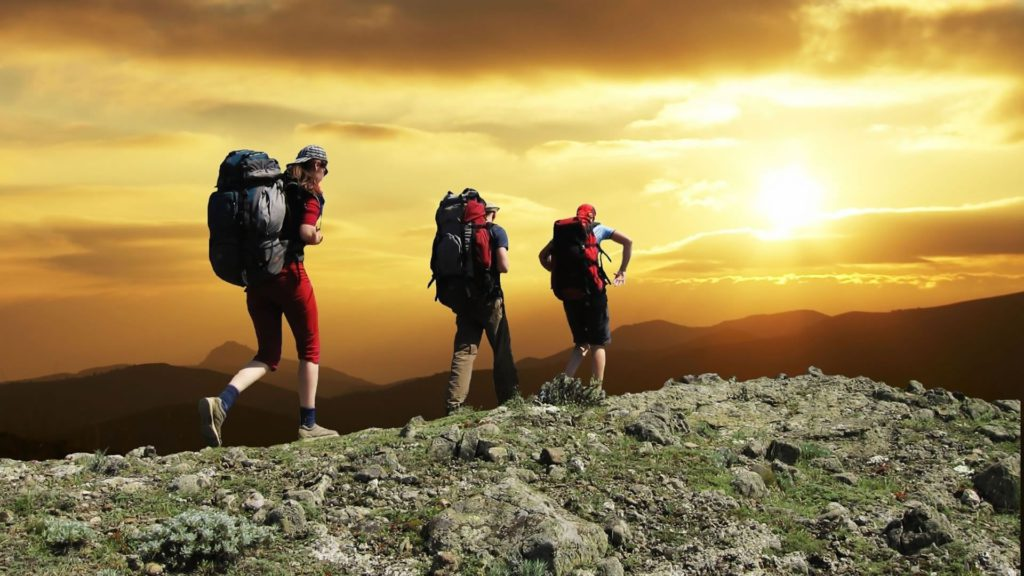 Types of backpack for outdoor activities Different rucksack styles royalty free image of hiking from needpix by Jean Beaufort