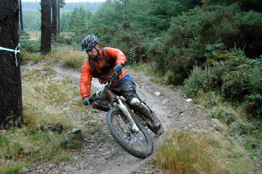 Ballinastoe one of the top 10 Irish mountain biking trails Flickr CC image by Etrino