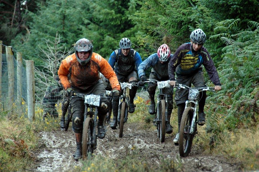 Ballinastoe some of the best mountain biking in Ireland Flickr CC image by Etrino