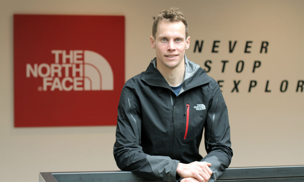 Interview with Julian Lings The North Face sustainability manager © The North Face