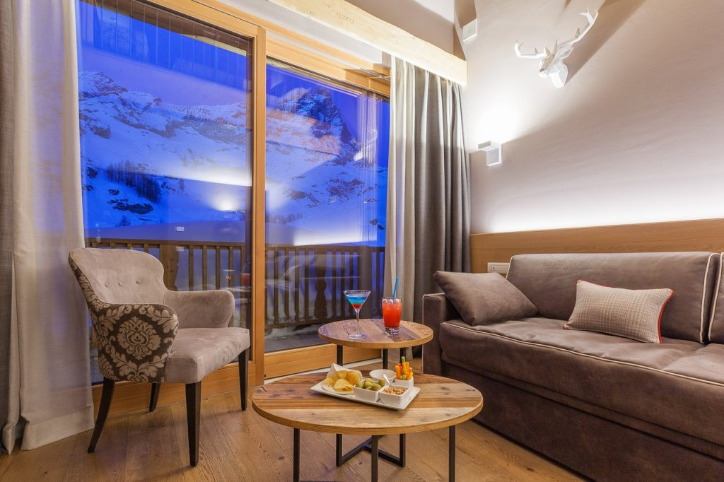 Review of excelsior planet hotel in cervinia
