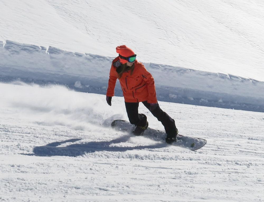 VALLE D'AOSTA-Snowboard Valtournenche (foto Enrico Romanzi)