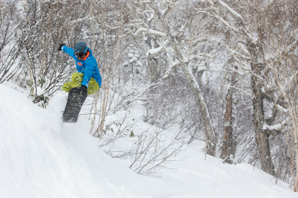 Japan snowboard holiday in Hokkaido Photo by Antti Hentinen