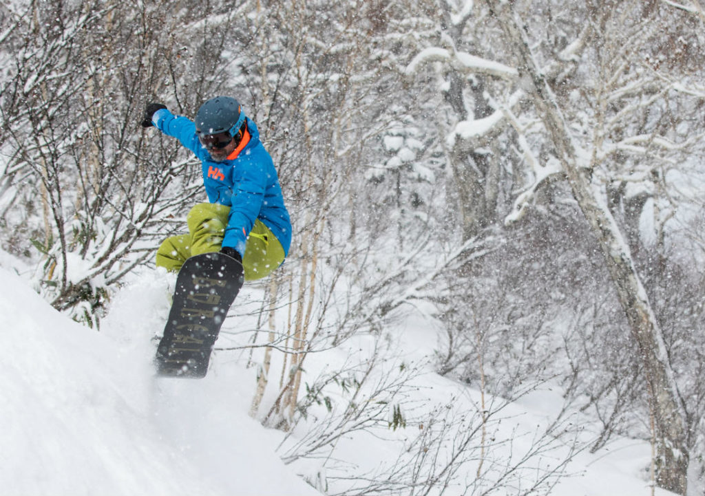 Japan snowboard holiday in Hokkaido Photo by Antti Hentinen cropped