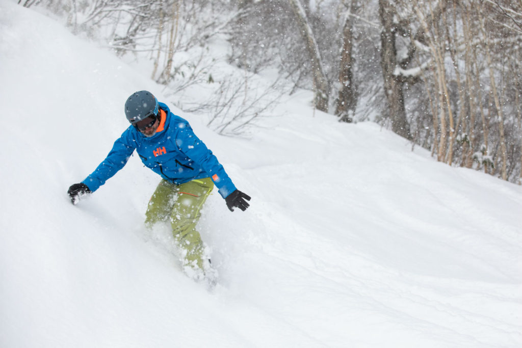 Japan snowboard holiday in Hokkaido Photo by Antti Hentinen in Sapporo Kokusai