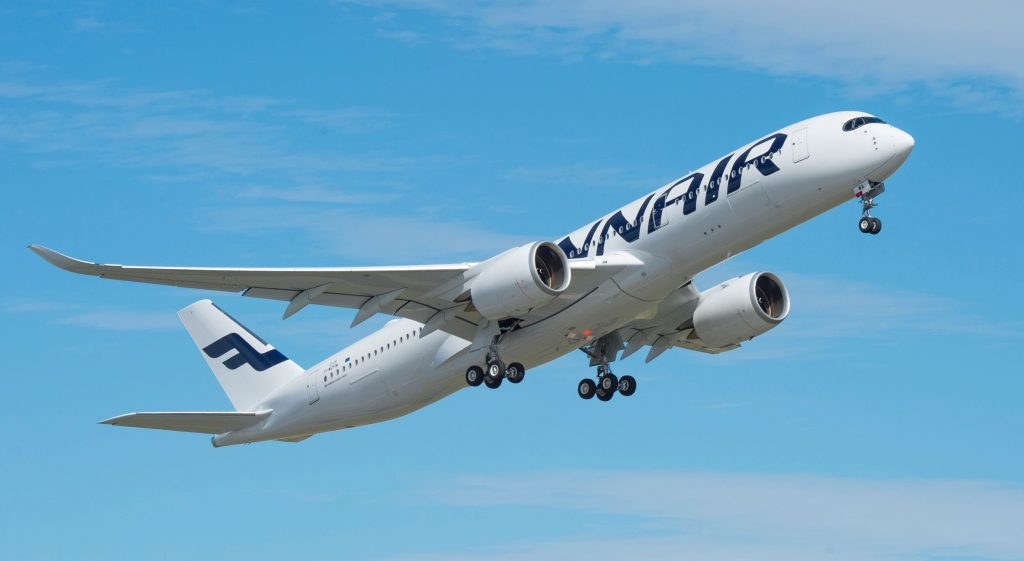 Review of Finnair Helsinki to Sapporo flight - image courtesy of Finnair