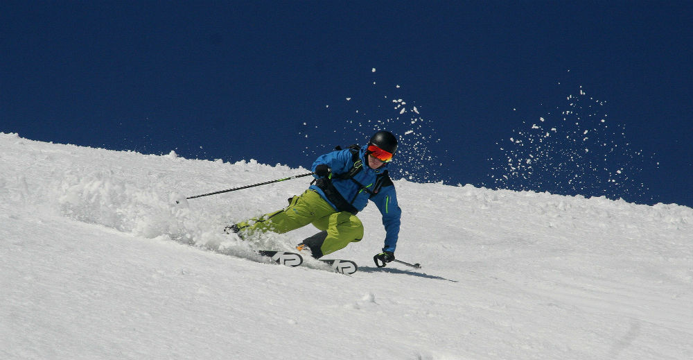 ski touring in popovasapka Macedonia Image provided by Snowbusters