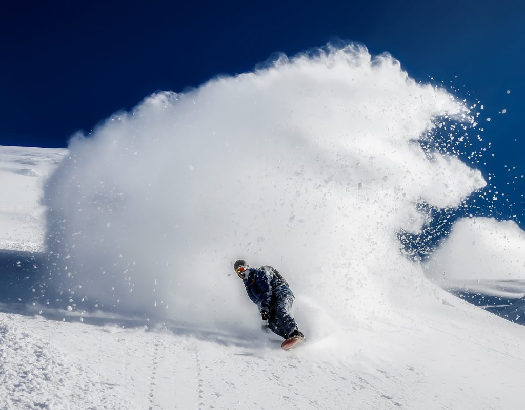 How adventure sports make you happy (mostly) snowboarding royalty free image by pixabay