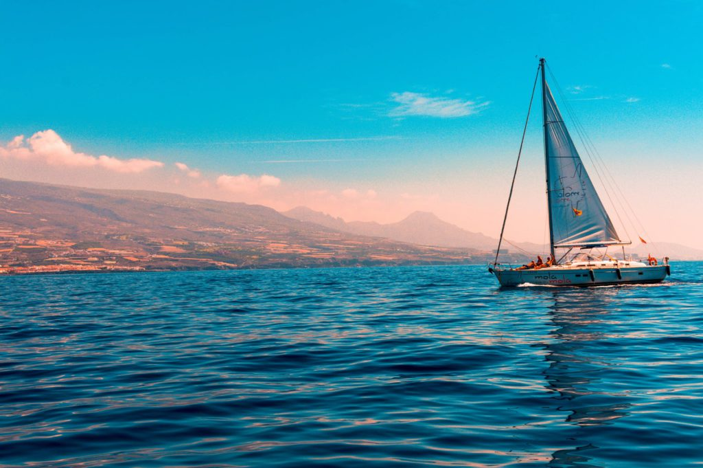 Benefits of charter sailing holidays pexels royalty free image from Octavia Spain