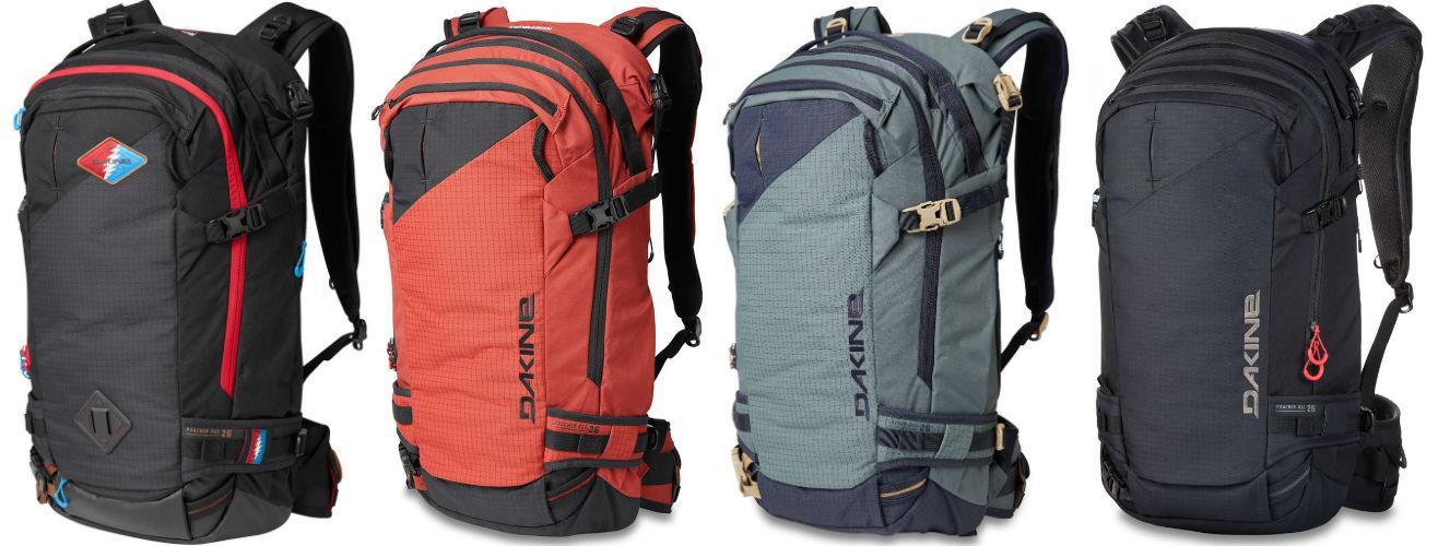 Dakine Poacher RAS 26L colour options