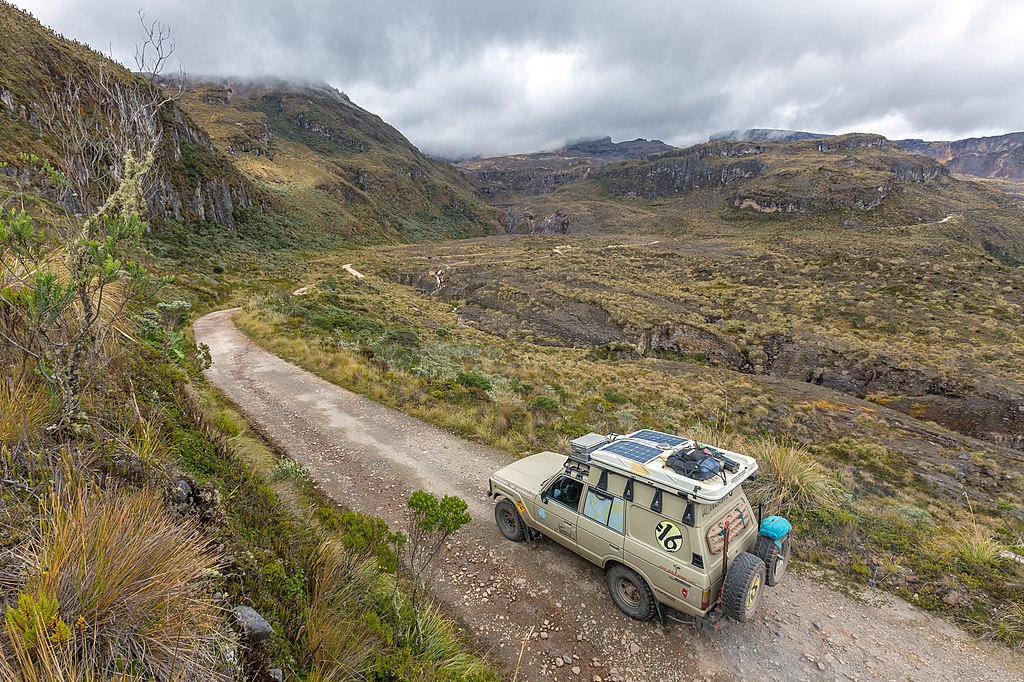 4x4 one of the top different types of overlanding wikimedia creative commons image by Alexandre Patrier