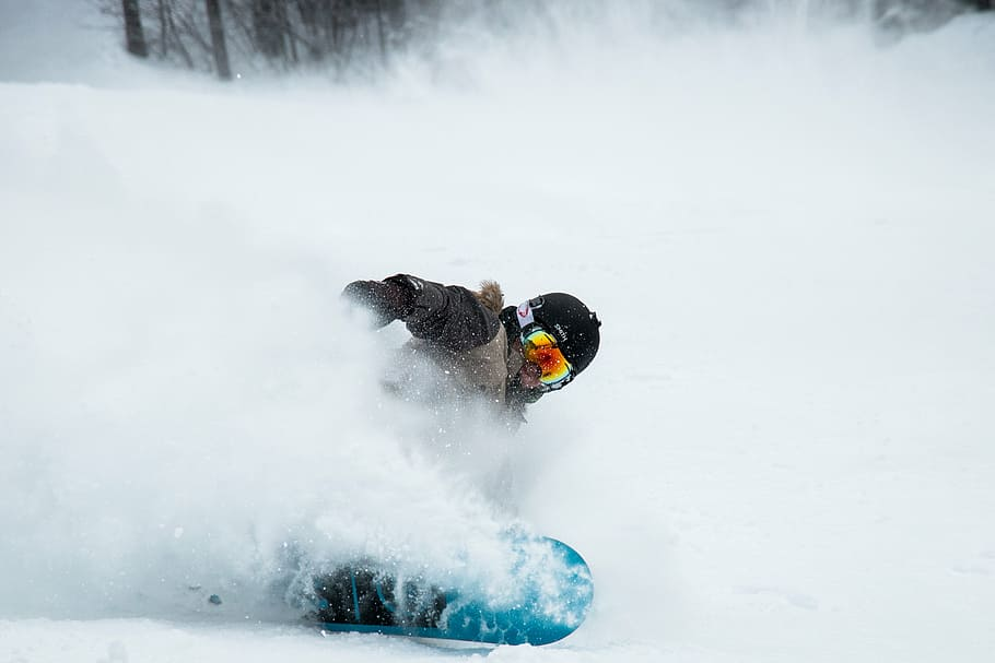 Get fit for a snowboard holiday 12 top tips for snowboarding fitness Royalty free image from Pxfuel