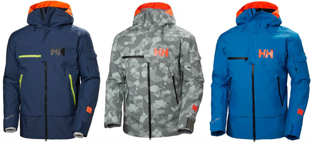 Helly Hansen Garibaldi Jacket review Lightweight insulated ski jacket
