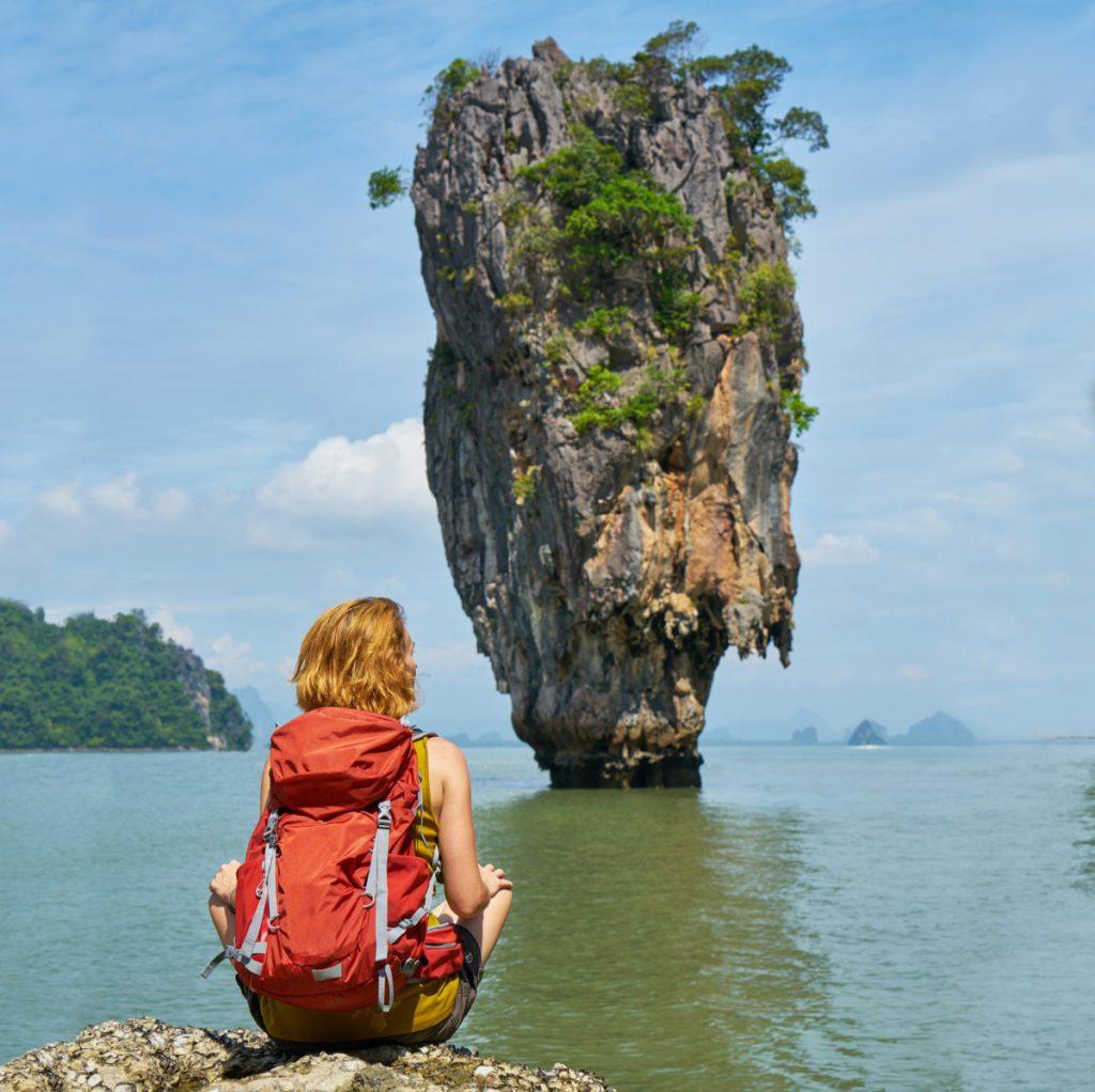 Adventure travel packing list pxhere royalty free image Phang Nga Bay Phuket thailand