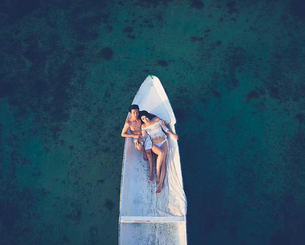 Most adventurous proposals Top 5 extreme places to propose Pikrepo royalty free image couple in boat