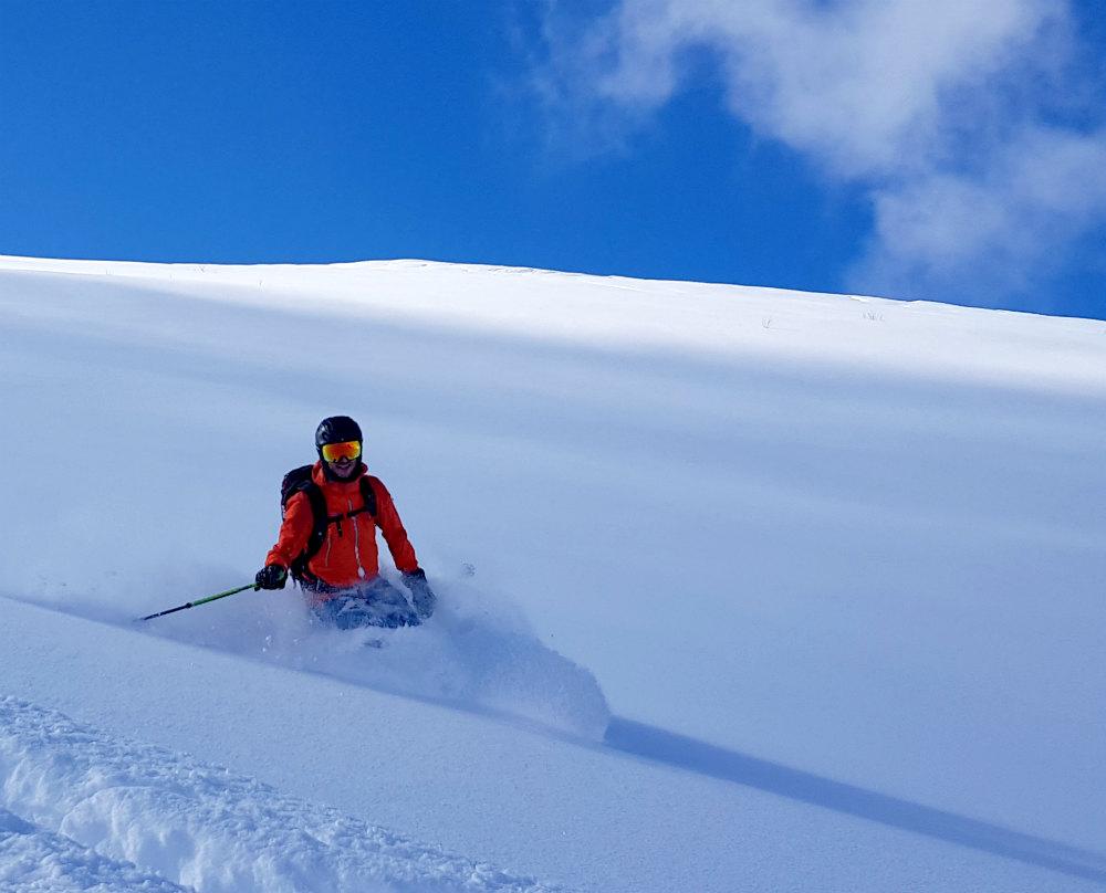Review of Turkey Heliski in Ayder Amazing heli snowboarding in Turkey