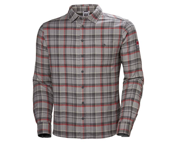 Ski and snowboard midlayer guide Hh 1877 Flannel shirt