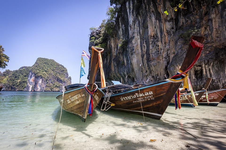best thai adventure holidays pixabay royalty free image
