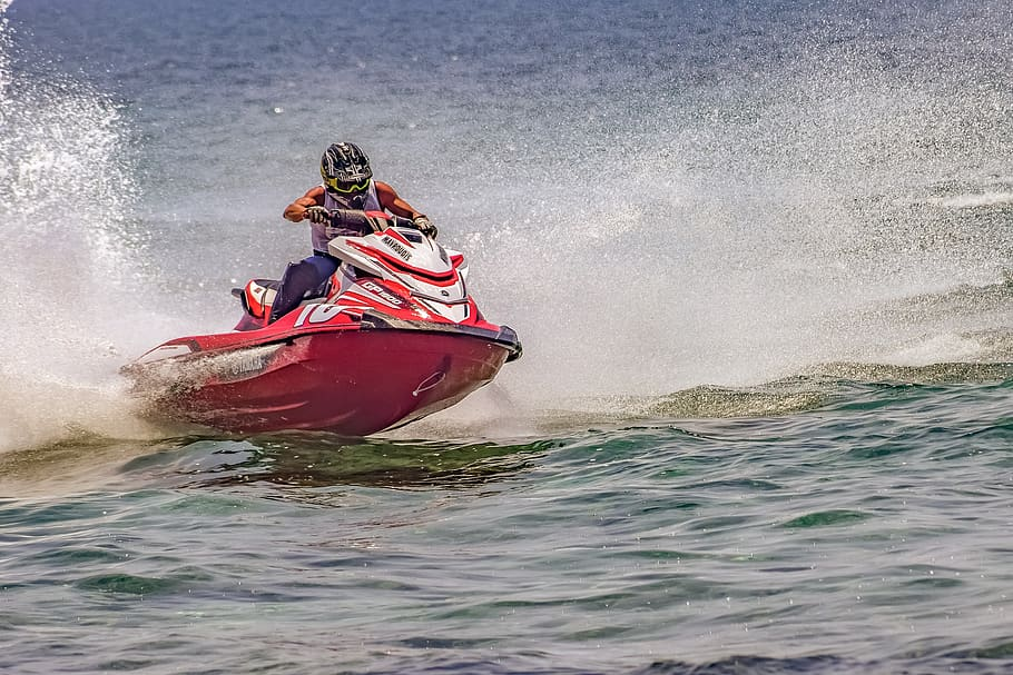jetski one of the best adventure sports in San Diego Pxfuel royalty free image