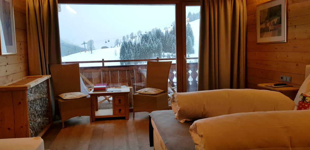 review of Hotel Hinterhag in Saalbach