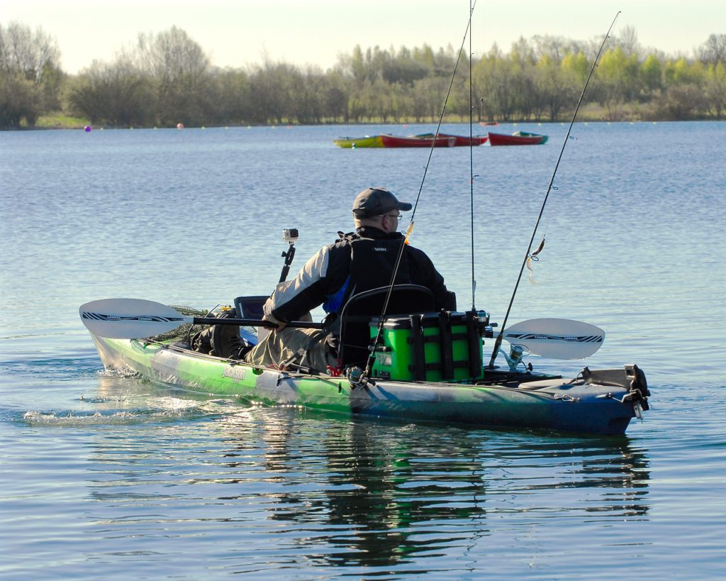 Angling and kayaking advice Needpix royalty free image
