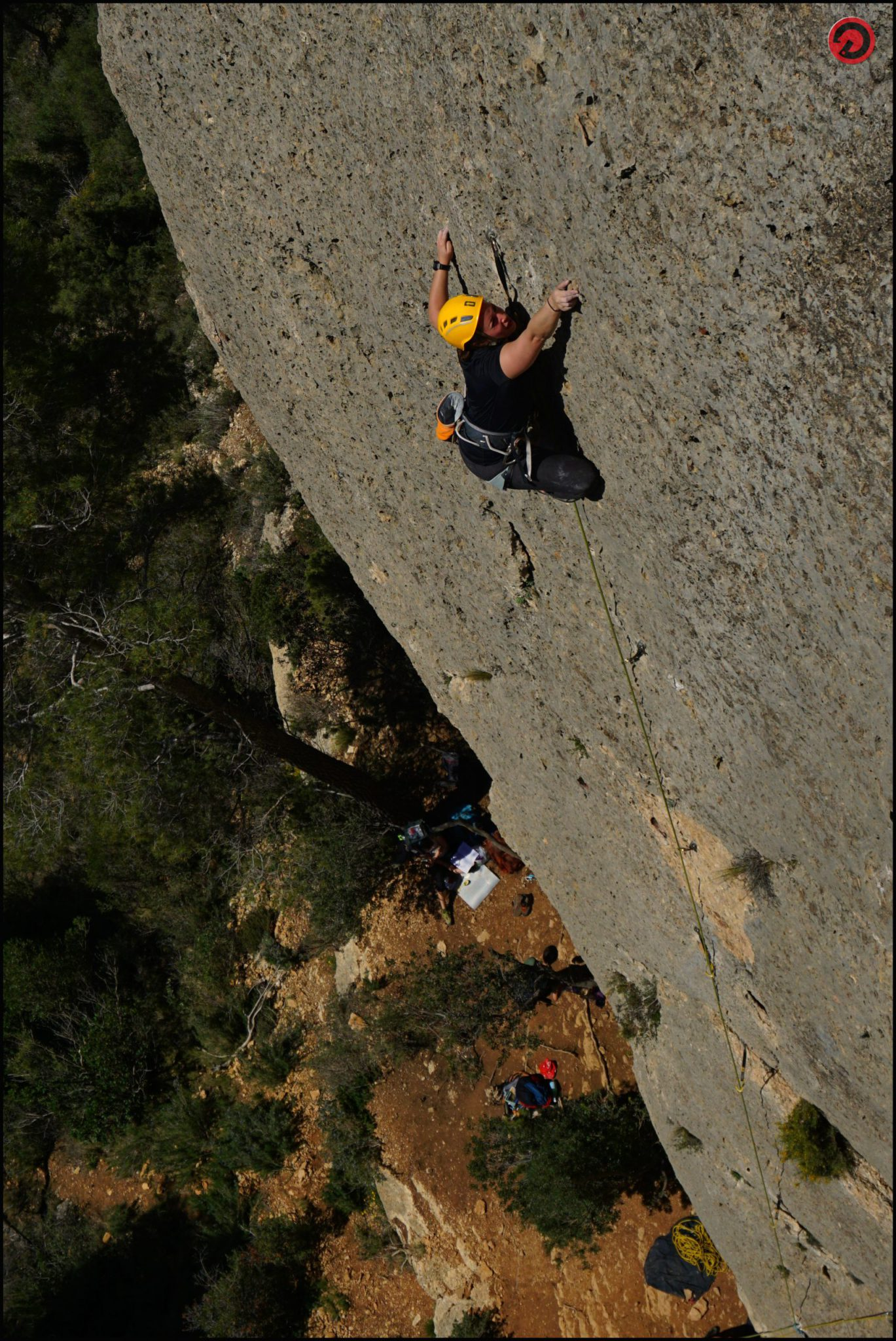 Beginner rock climbing course: Learn to lead climb in Europe