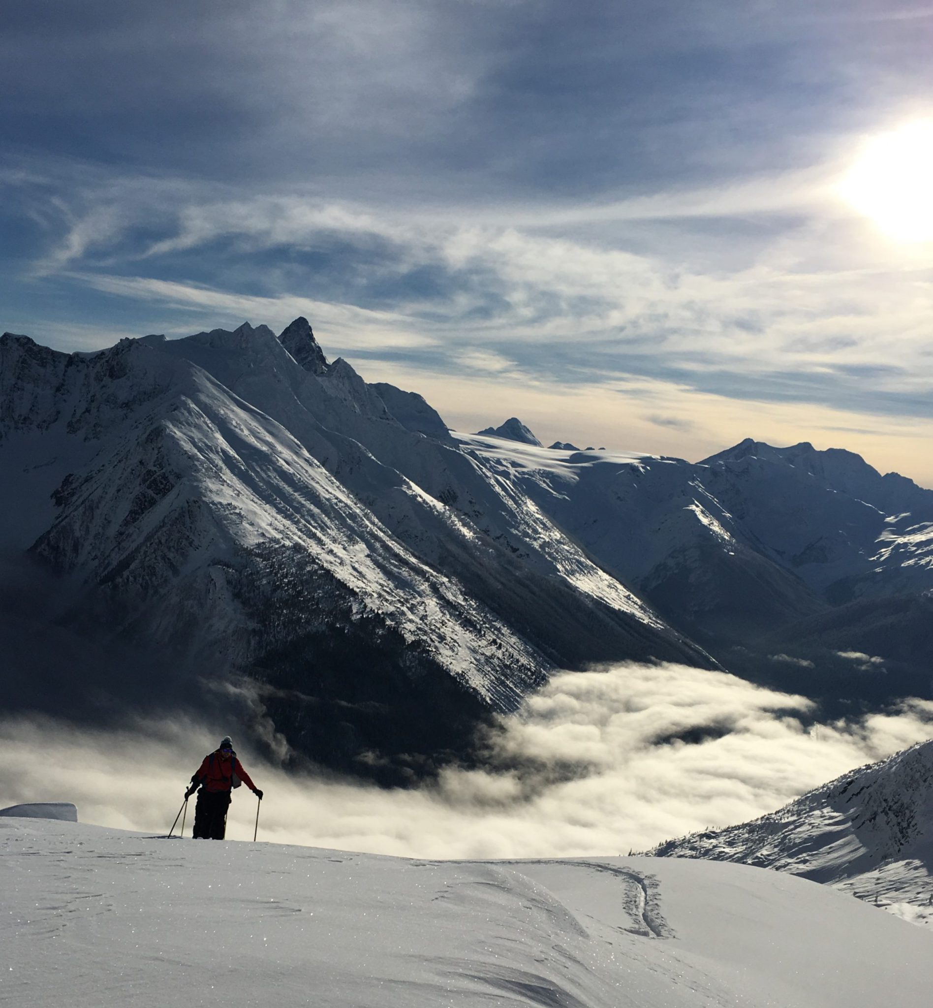 Canada ski touring: Freeride skiing holiday in British Columbia