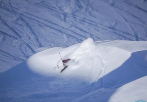 heli-ski touring in Gorgia