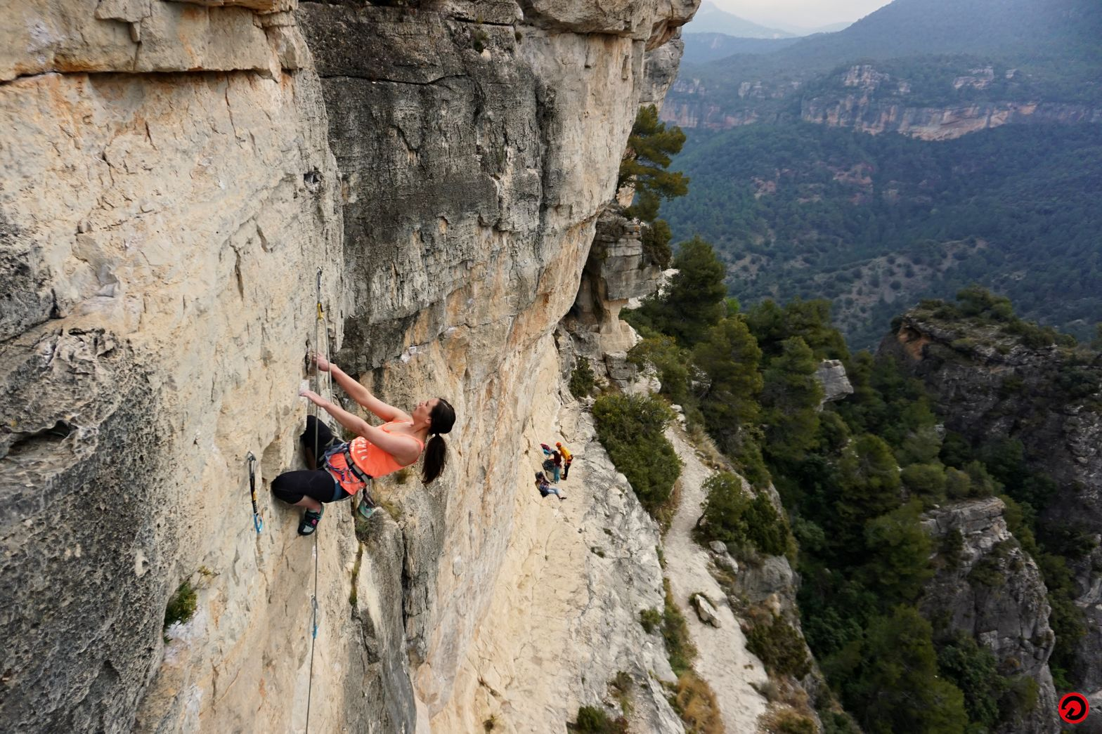 Spanish rock climbing road trip: Best sport crags in Spain