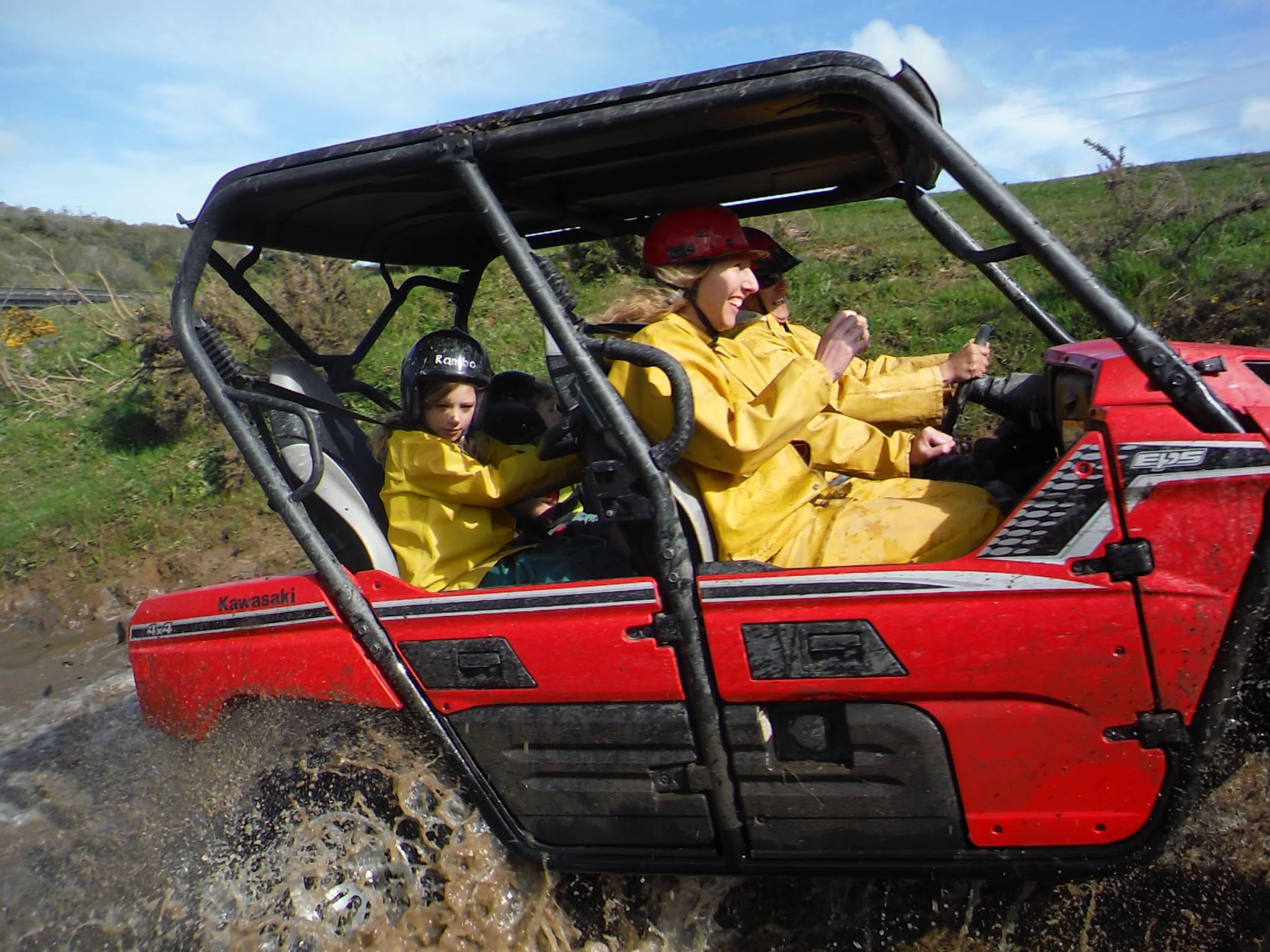 90 min West Coast self drive 4×4 expereince near Greymouth, NZ