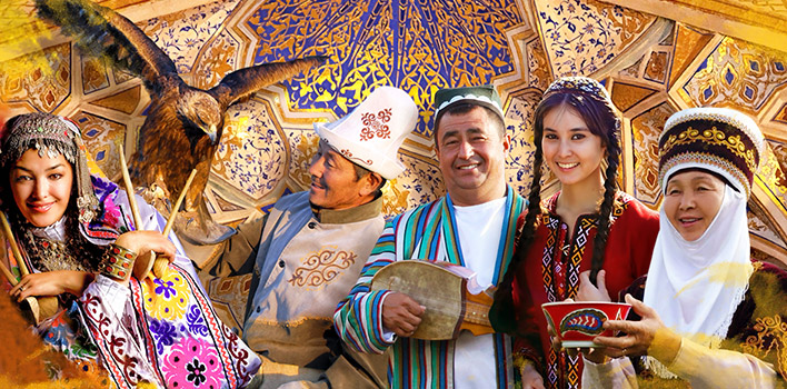 15 day Central Asia overland tour to the 5 Stans