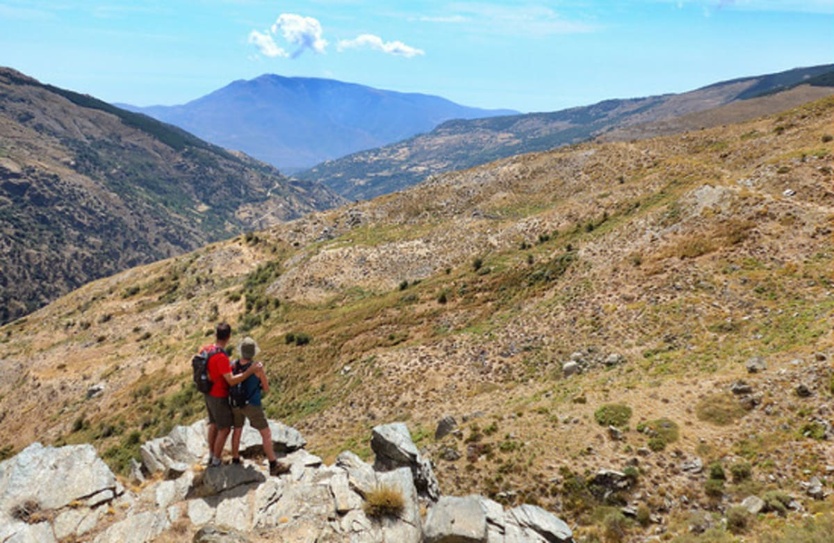 Spanish Guided Walking Holiday in the Alpujarras