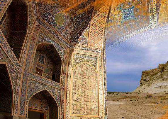 Uzbekistan Jeep Tour to the Aral Sea and walk the Ancient Cities Adventure
