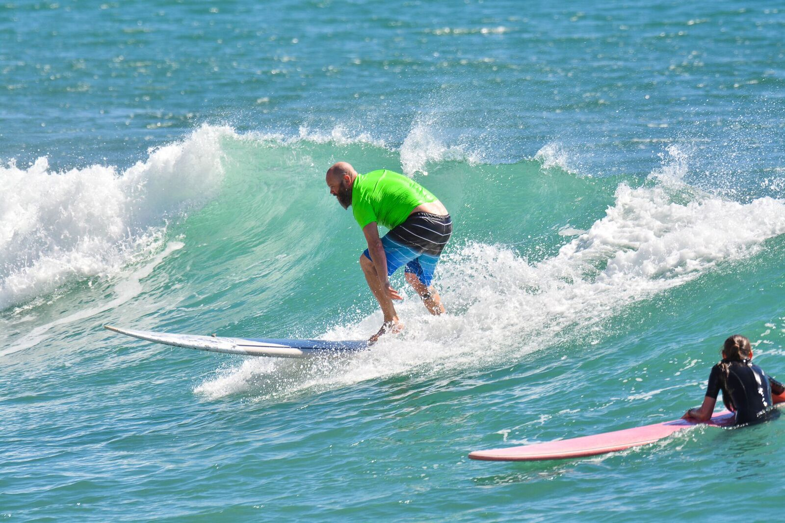 Half day Costa Azul surf experience: Mexican summer surfing