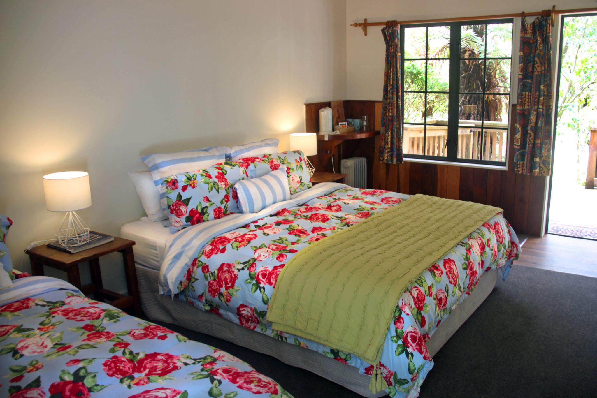 New Zealand Adventure Lodge on Rangitikei River: Deluxe room