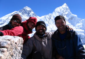 Our Everest base camp trekking in Nepal is a customized trail and it is perhaps the most renowned in the world