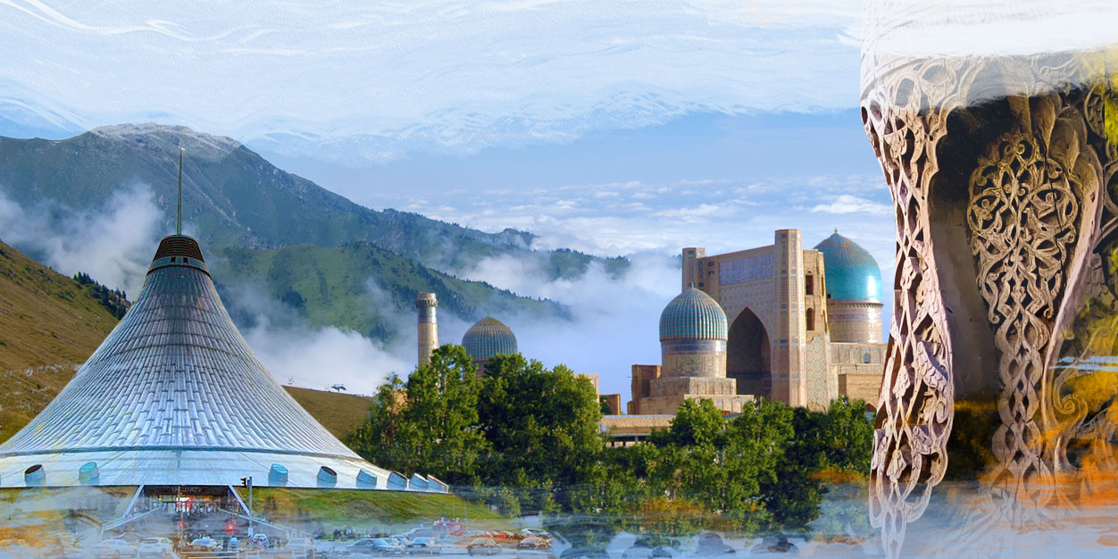 9 day tour of Kazakhstan and Uzbekistan: Overland central Asia
