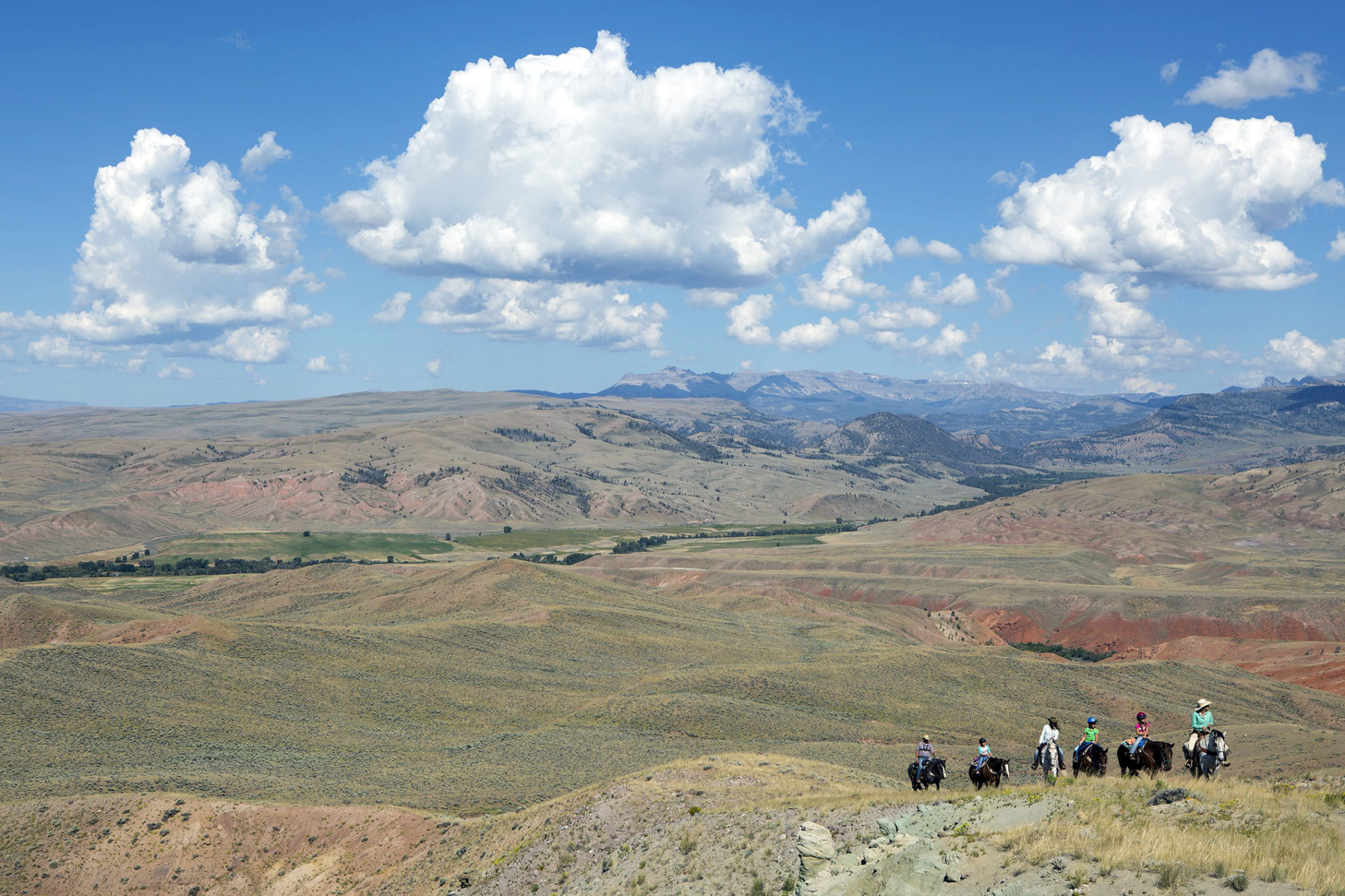 All-inclusive US ranching holiday: Wyoming Dude Ranch
