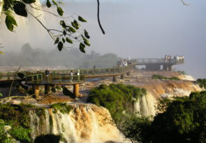 Combined Iguassu Falls Experience and Buenos Aires Holiday