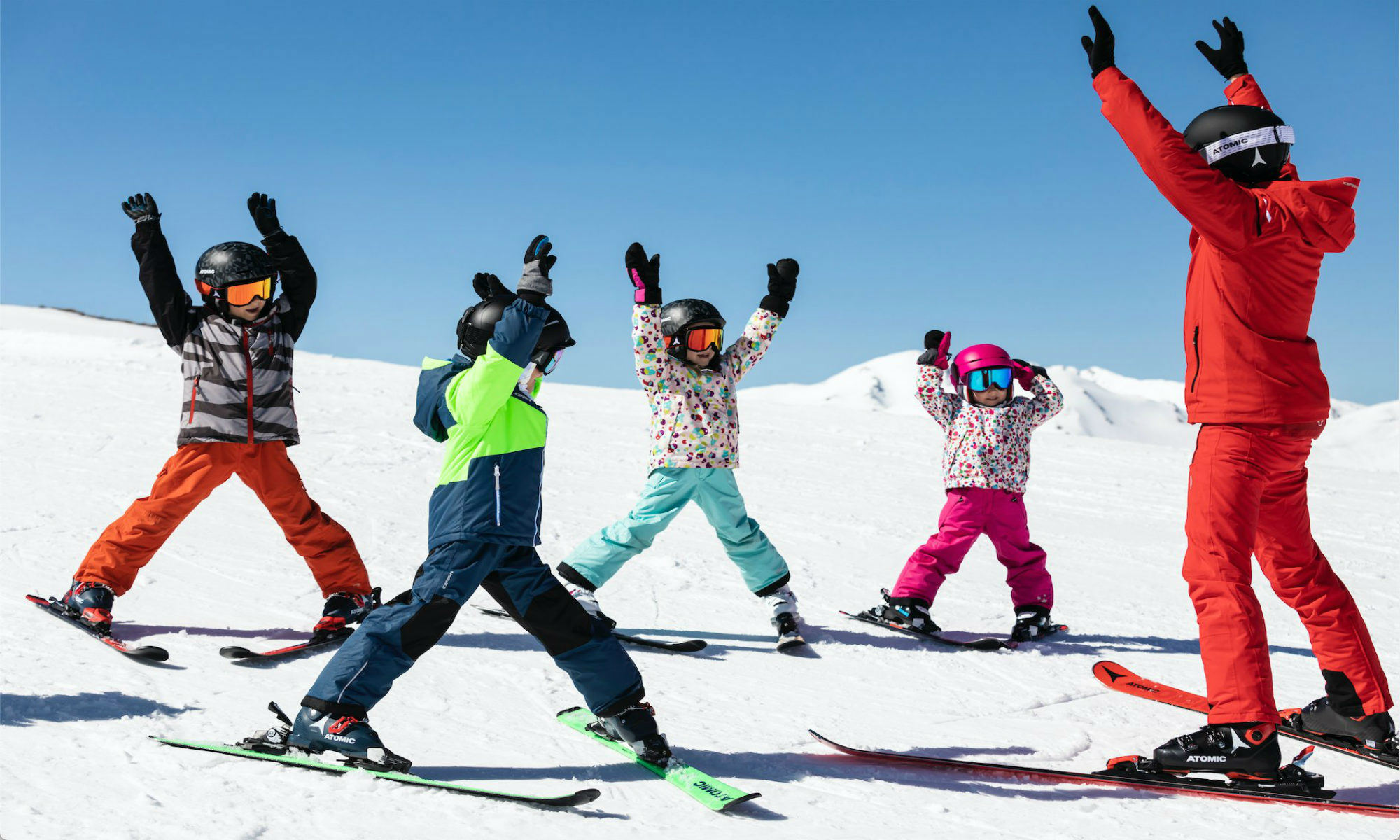 Andorra skiing: Fully inclusive learn to ski holiday in Arinsal