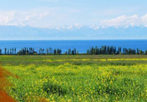 The Pearls of Kyrgyzstan: 10 Day Kyrgyzstan Lakes Adventure