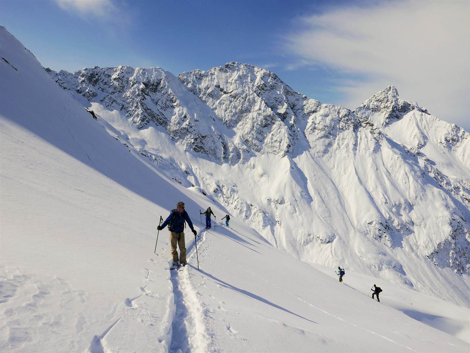 Learn to splitboard: Backcountry splitboarding holiday in Austria