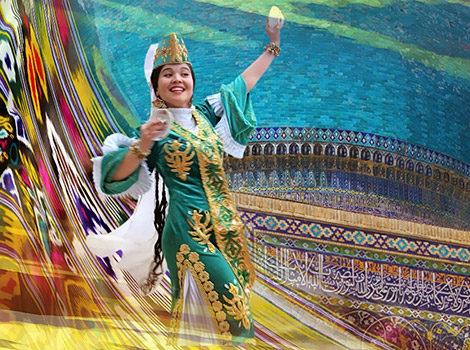 8 day overland tour of Uzbekistan historical monuments