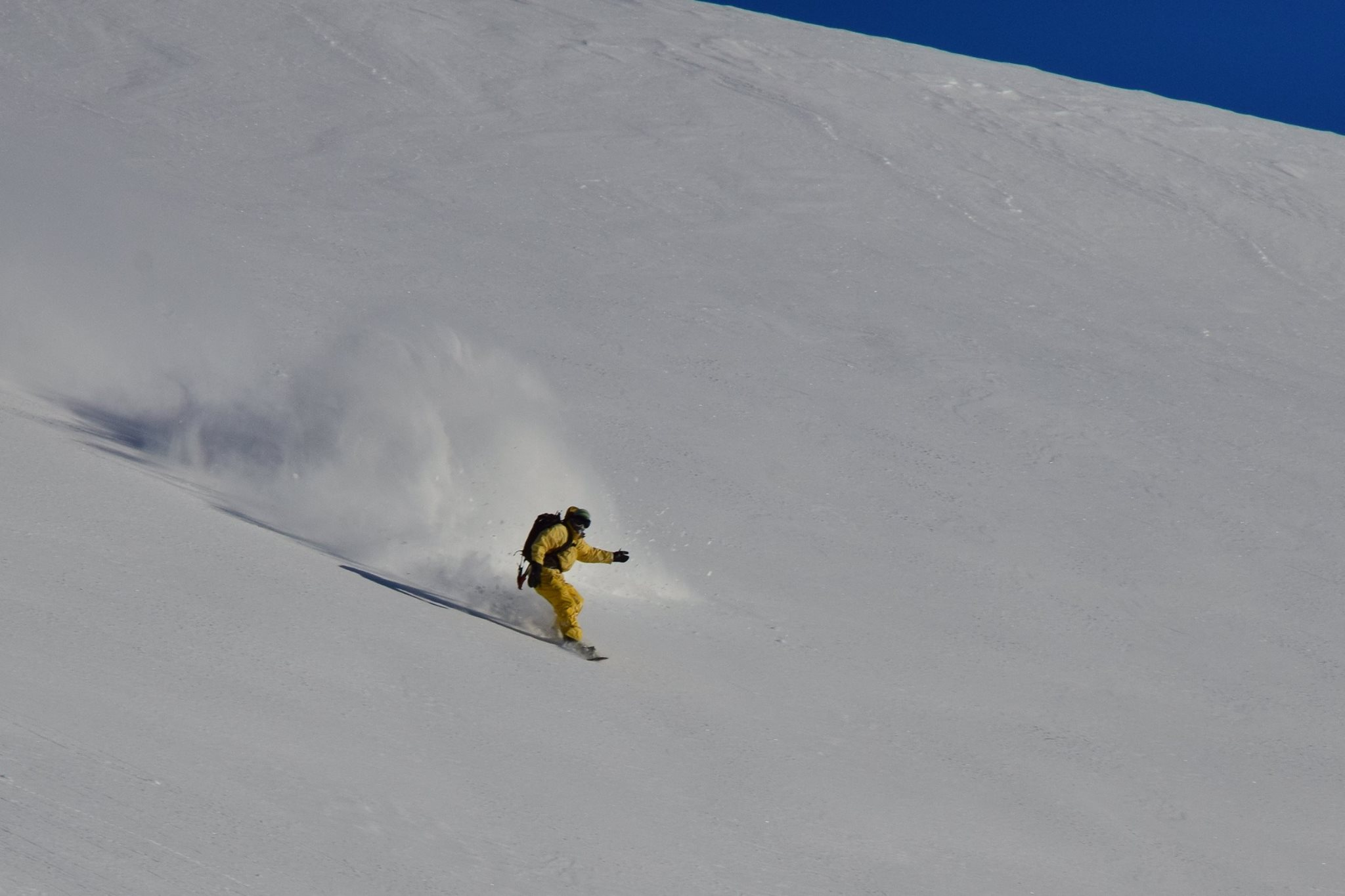 BC backcountry splitboard trip: Freeride snowboarding in Canada