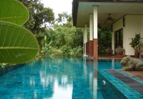 Gecko Villa: Thailand villa