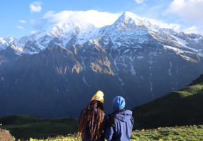 Mardi Himal trek with Paragliding in Pokhara